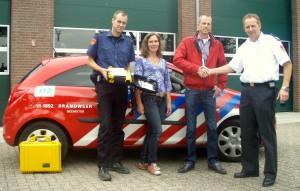Brandweer Beemster en Beemster Hart Safe