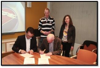 Ondertekening convenant BHH